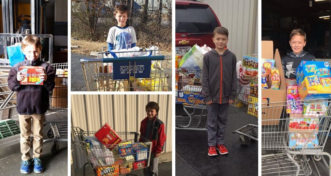 Jude Fights Hunger With Heroic Birthday Wish